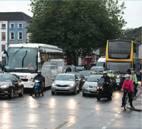 (Courtesy Dublin City Council and the National Transport Authority)