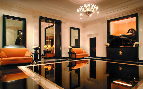 The Carlyle NYC Lobby (Courtesy The Carlyle)