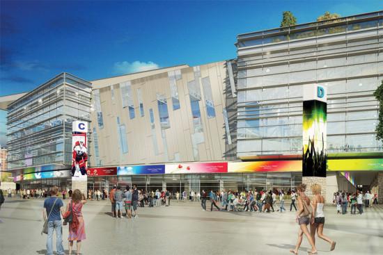 U.S. Bank Arena concept. (MSA Sport)