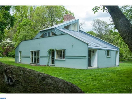8330 Millman St Philadelphia, PA 19118, aka The Vanna Venturi House by Robert Venturi. (Courtesy Kurfiss Sotheby's International Realty-Philadelphia)