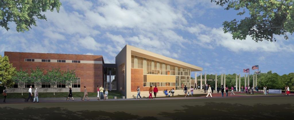 Rendering Of Cincinnatiu0027s New Police District 3 Headquarters, Which  Officials Say Will Achieve LEED Platinum
