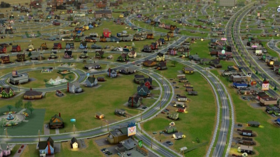 (Courtesy SimCity)