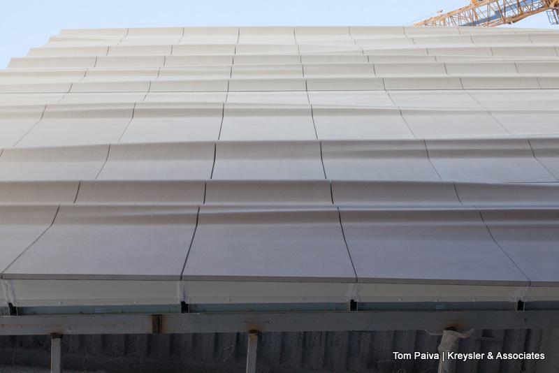 Fiberglass Exterior Cladding : Kreysler associates erects an frp first in san francisco
