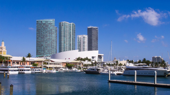 Downtown Miami is rapidly becoming a live-work destination. (Ed Webster / Flickr)