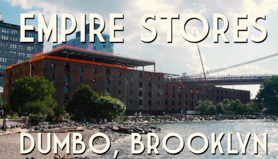 Empire Stores.
