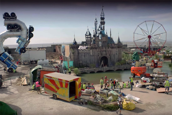 (Courtesy Dismaland)