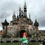 British street artist Banksy's morbid amusement park Dismaland opens in the UK, drips with sarcasm