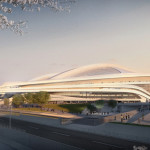 Video> Zaha Hadid battles for her Tokyo Olympics Stadium project