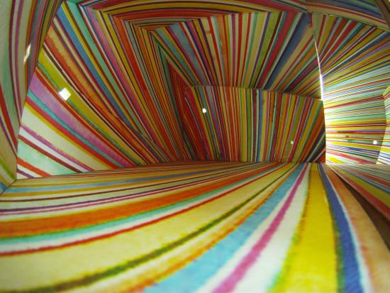 Designer Nick Gelpi's collaboration with painter Markus Linnenbrink