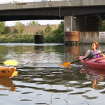 Exclusive Video> Paddle along with Jeanne Gang as she kayaks the Chicago River