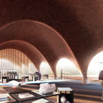 Norman Foster proposes African Droneport to save lives and build economies
