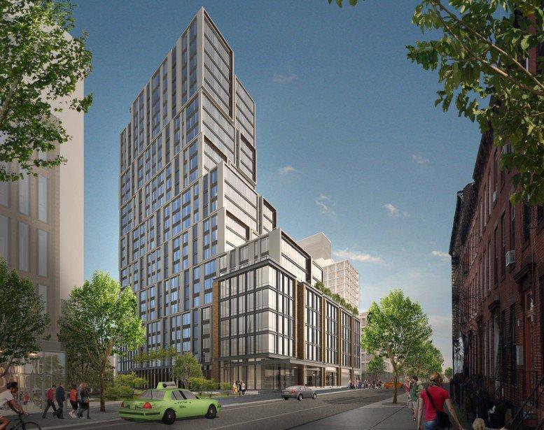 Renderings Revealed For Kpf S New Pacific Park Condominium
