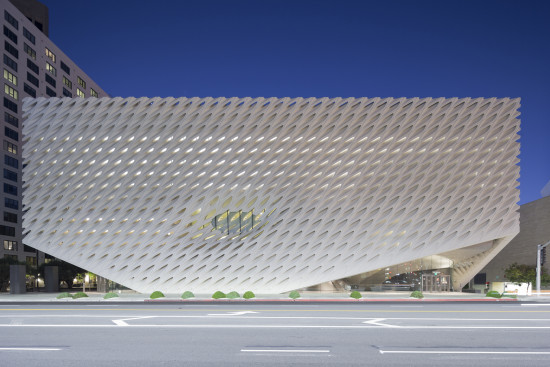 The Broad. (Courtesy Iwan Baan)
