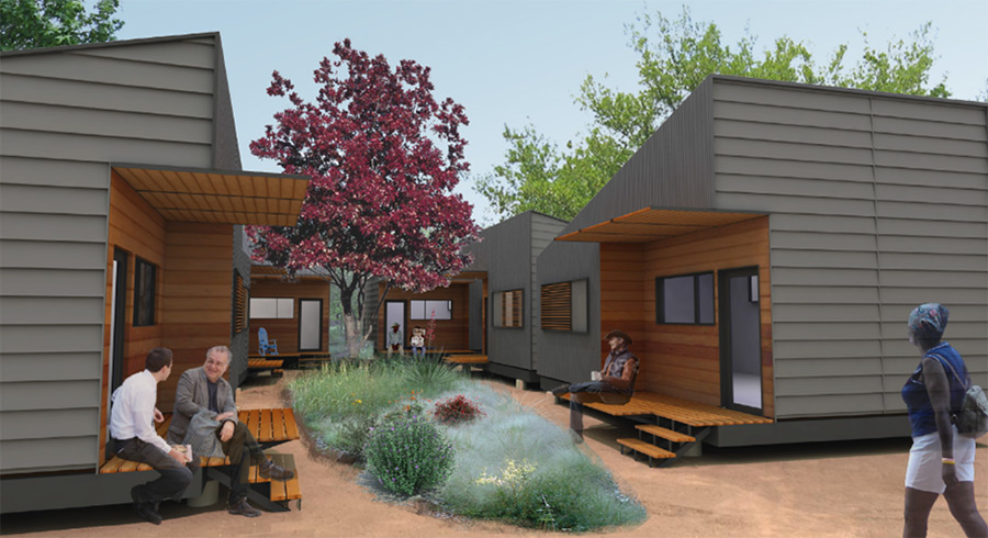 Heres Dallas plan to build tiny homes for the homeless to save