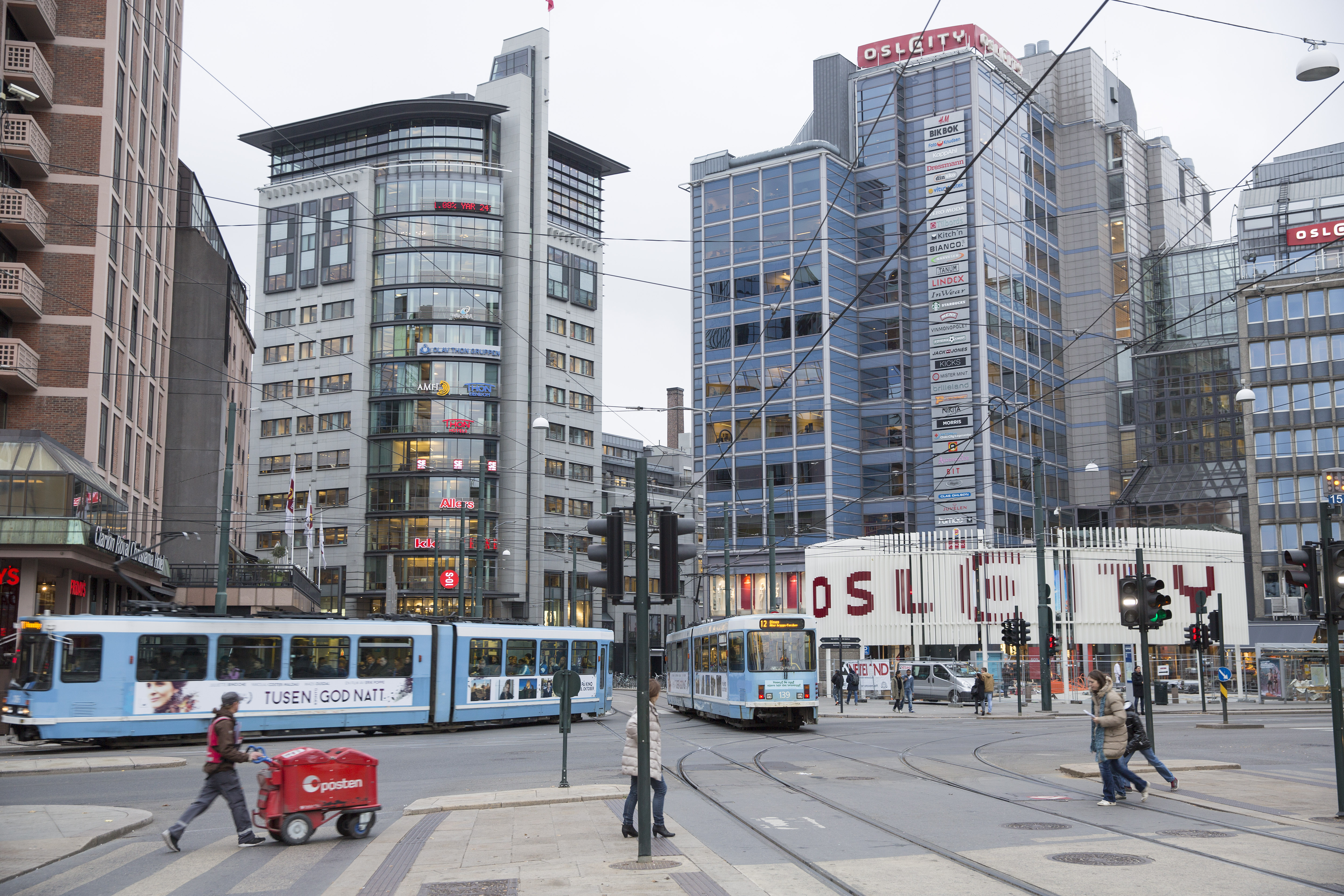 Oslo Plans To Make Its City Center Free From Cars In Four