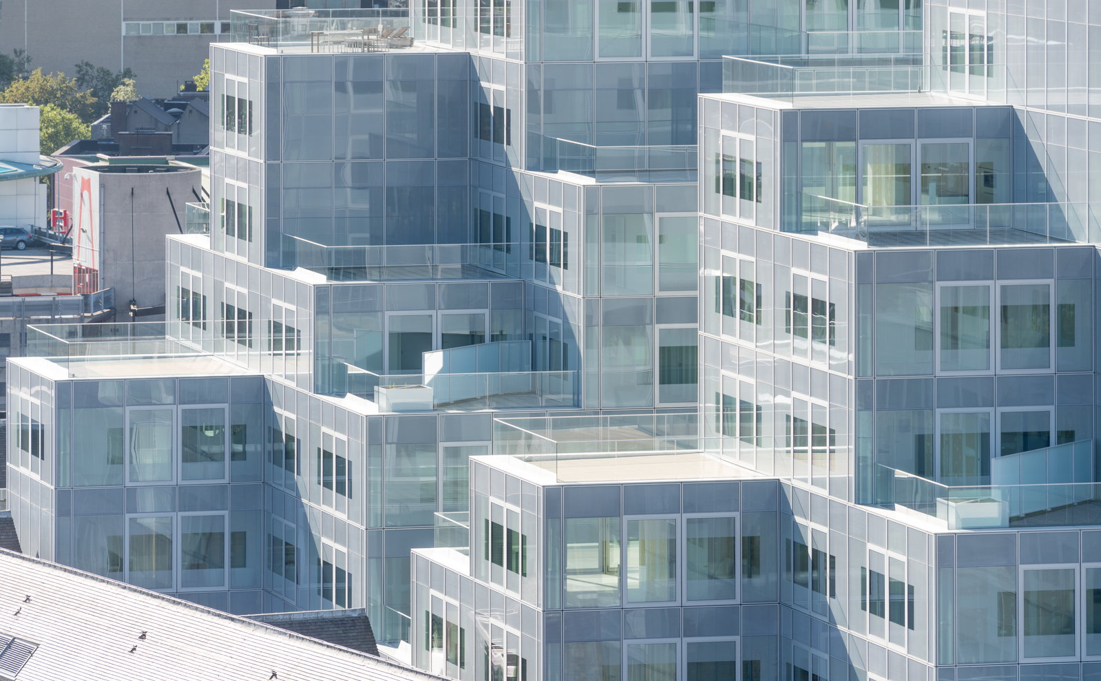 OMAu0027s Stacked Timmerhuis Project In Rotterdam Edges Closer To Its December  Opening