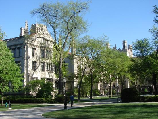 The University of Chicago. (Luiz Gadelha, Jr. / Flickr)