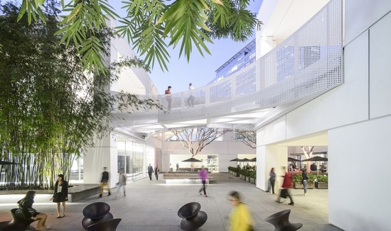Will Matlzan design the expanded Hammer Museum? (Courtesy Michael Maltzan Architecture.)