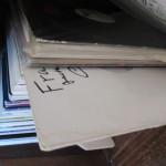 Frankie Knuckles' vinyl collection at the Stony Island Arts Bank. (Matt Shaw/AN)