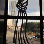 Norman Kelley  at the Chicago Cultural Center.  (Matt Shaw/AN)