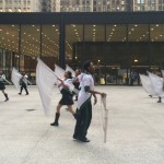 Performances rule the day at the Chicago Architecture Biennial