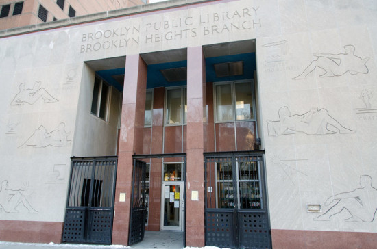 The BPL Business and Career Library (Courtesy Ehblake / Wikimedia Commons)