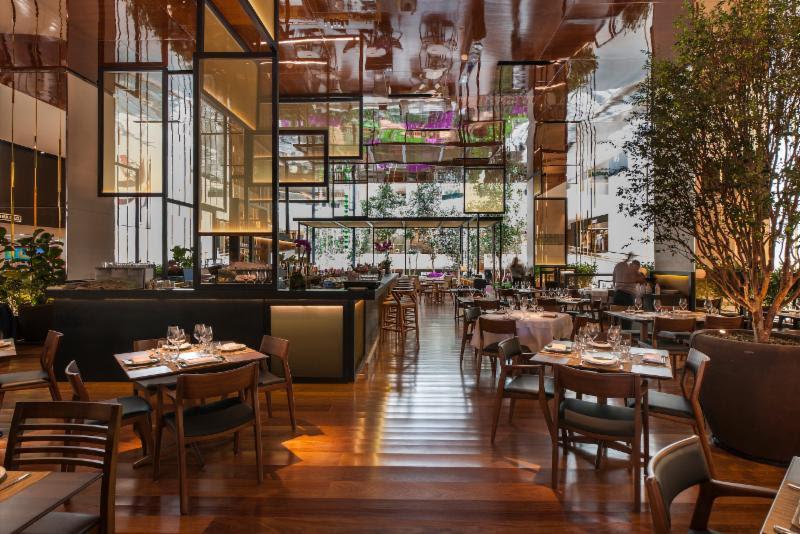 courtesy carbondale - Travertine Restaurant 2015