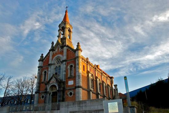 Kaos Temple exterior. (Courtesy La Iglesia Skate)