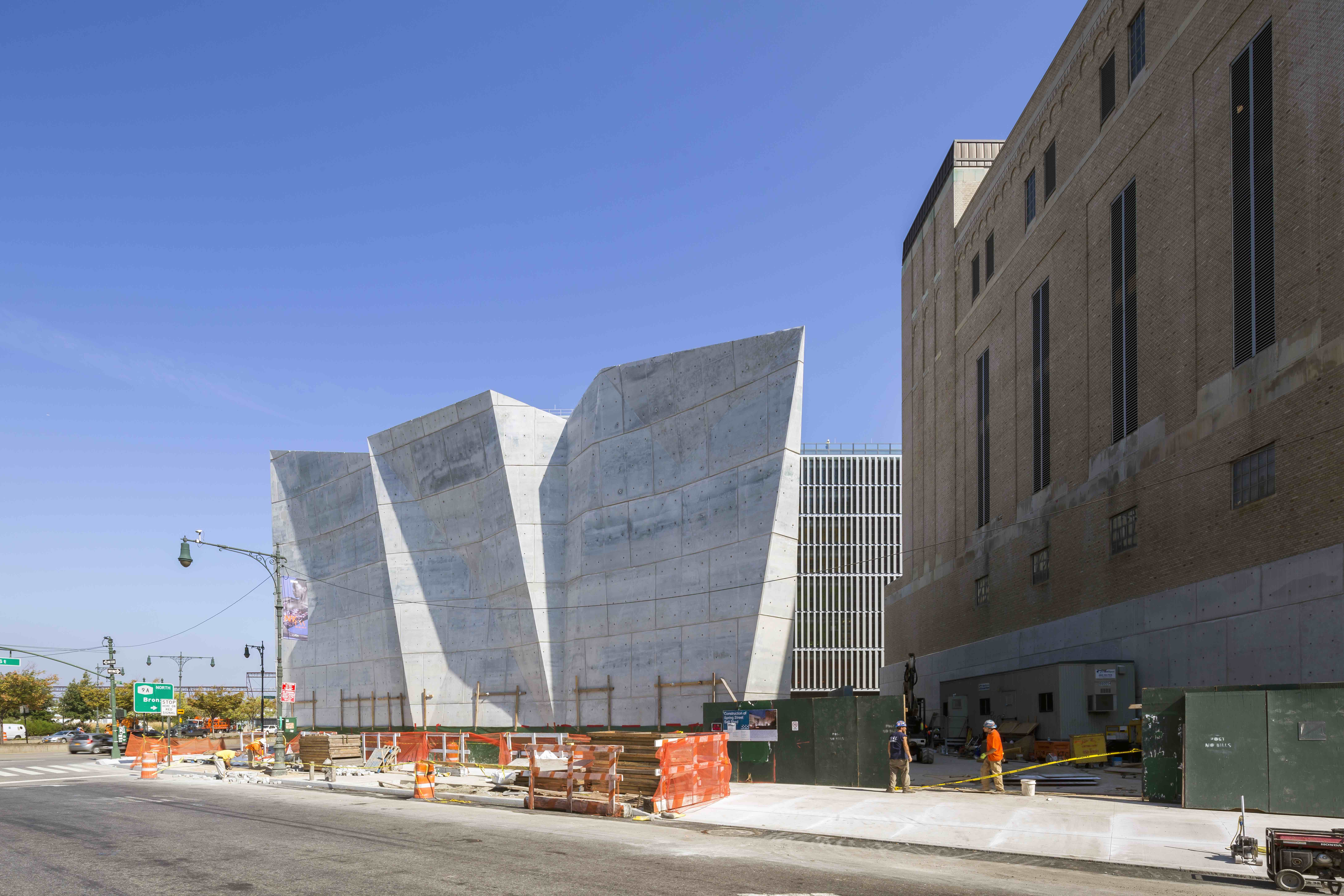 Design worth its salt dattner and wxy team up for for Architecture jobs nyc