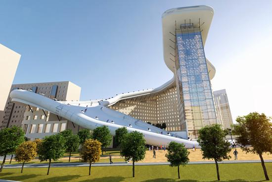 Courtesy World Architecture Festival