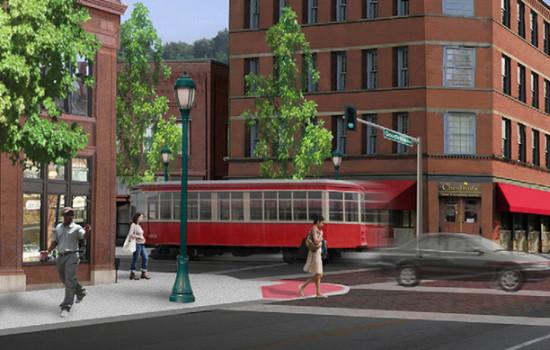 The St. Louis Loop Trolley is set to open in late 2016. (Loop Trolley)