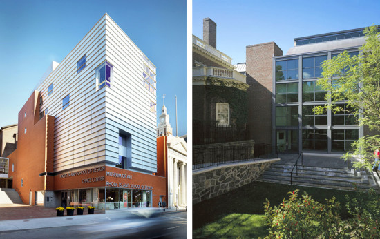 RISD Museum's Chace Center. (RISD Museum)