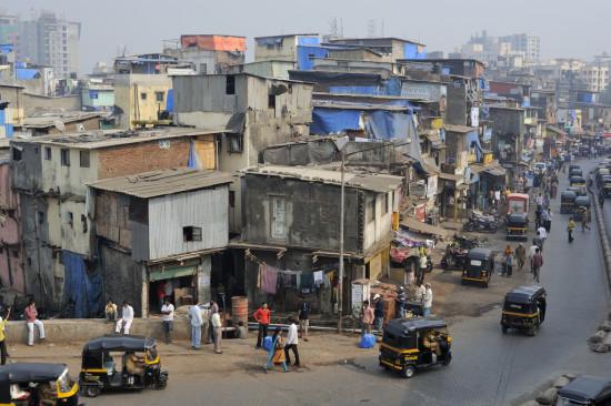 Dharavi Streets. (Courtesy M M Flickr)