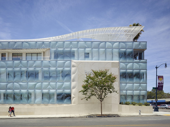 Belzberg Architects' Gores Group Headquarters remodel. (Bruce Damonte)