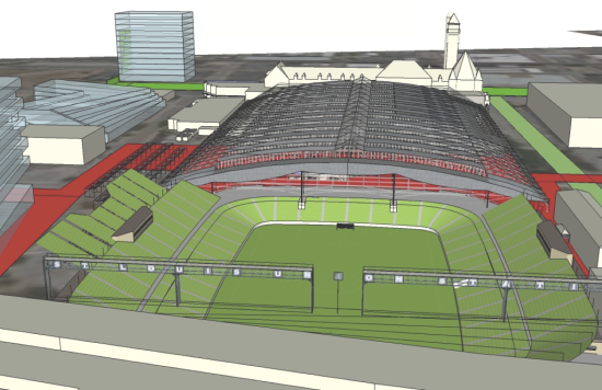 MLS Field