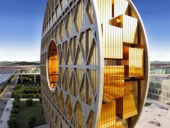 Guangzhou Circle (準建築人手札網站 / Flickr)