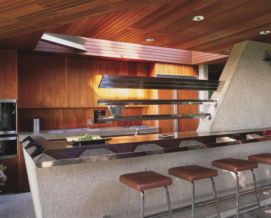 Minimalist kitchen (Courtesy C-Home)