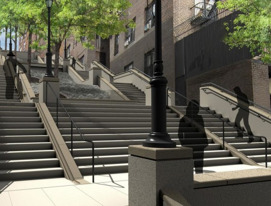 Wxy Steps Up Design On One Of New York S Long Neglected