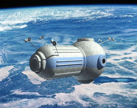 CSS (Courtesy Orbital Technologies)
