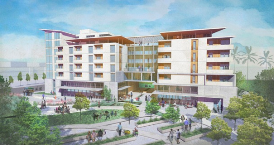 Oakland Affordable Housing Design (Rendering Via E.12th Street Peopleu0027s  Proposal)