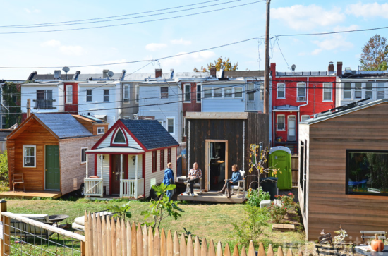 The City of Los Angeles seizes tiny houses from the homeless