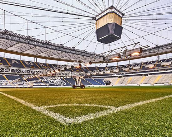 Commerzbank Arena © Alte Oper Frankfurt / Norbert Miguletz