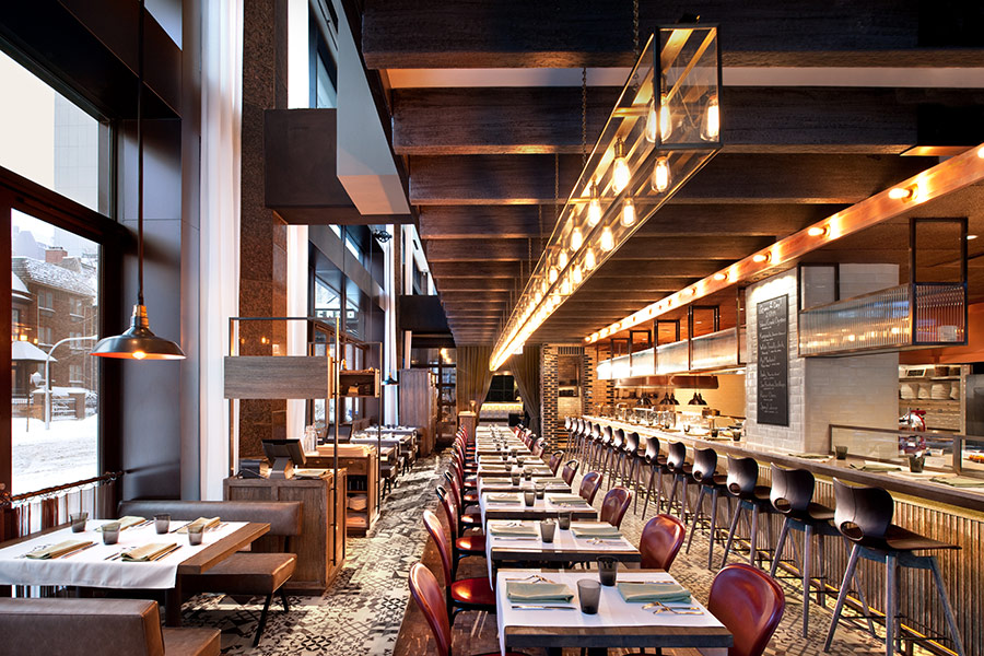 Thompson chicago for Hotel design firms chicago