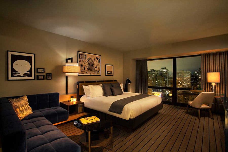 Thompson chicago Two bedroom hotels in chicago