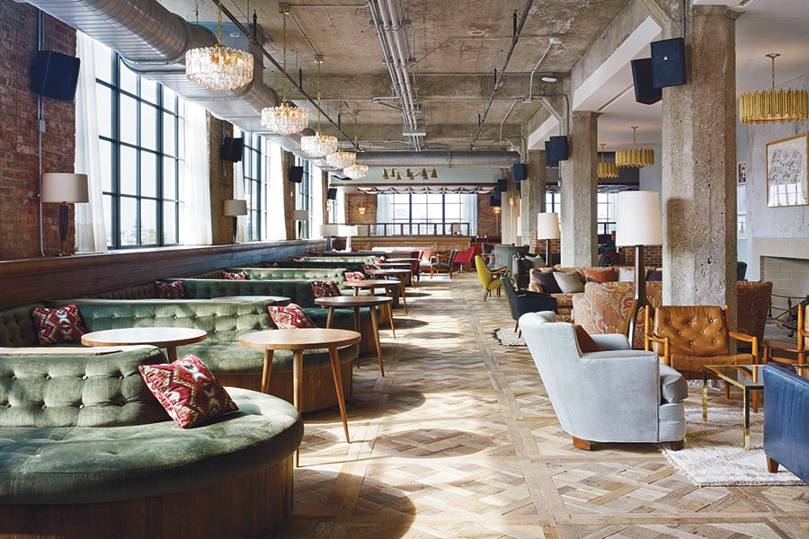 Soho House Chicago - Soho House Chicago - Archpaper.com