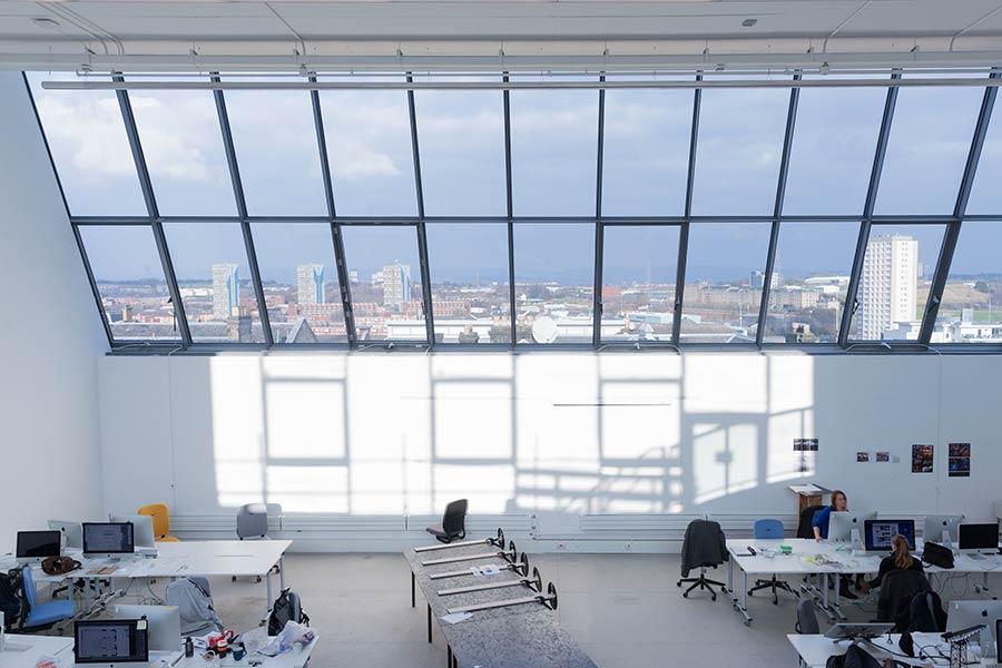 Reid Building Glasgow School Of Art