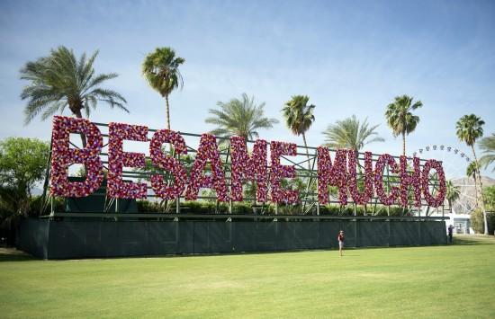 Besame Mucho at Coachella, Courtesy Goldenvoice.