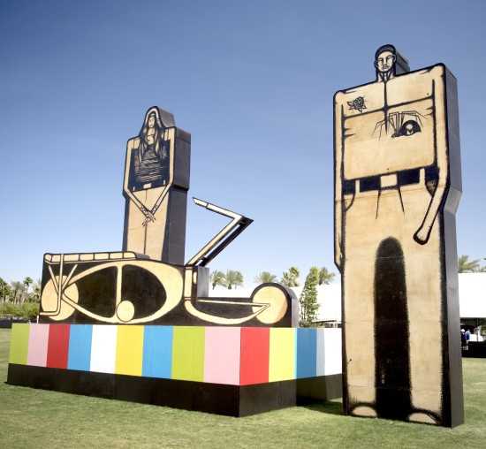 Sneaking Into The Show at Coachella, Courtesy Goldenvoice.