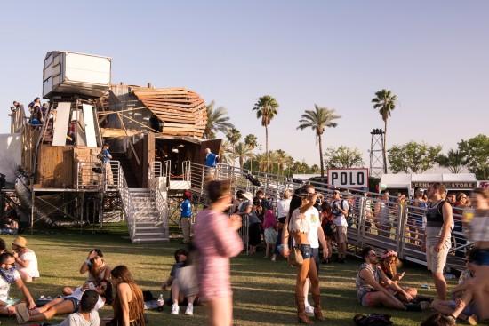 Armpit at Coachella, Courtesy Goldenvoice.