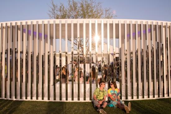 Portals at Coachella, Courtesy Goldenvoice.